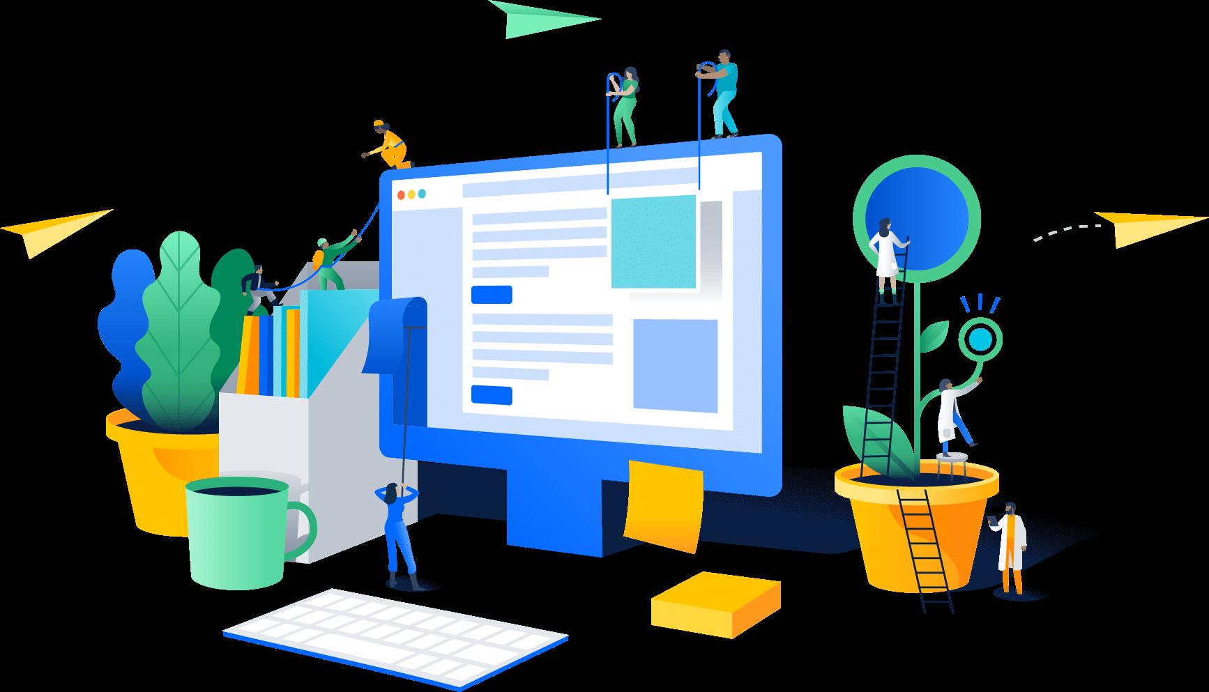 Web Design - 3 Krocess