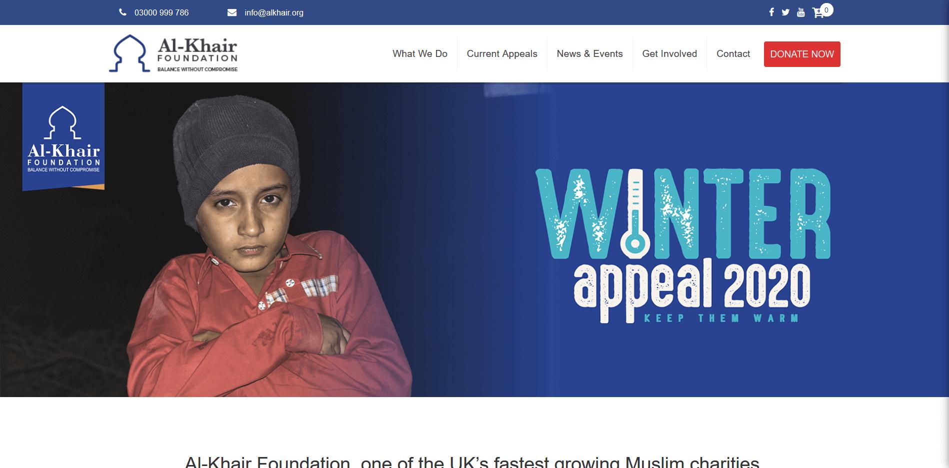 Charity Organization - 3 Krocess