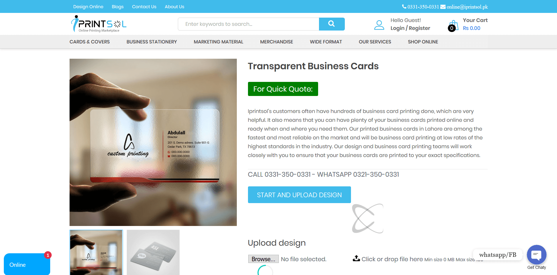 Screenshot_2020-03-31 Best Online Transparent Business Cards Printing Services in Pakistan, Lahore, Karachi, Islamabad e-Sh[…]