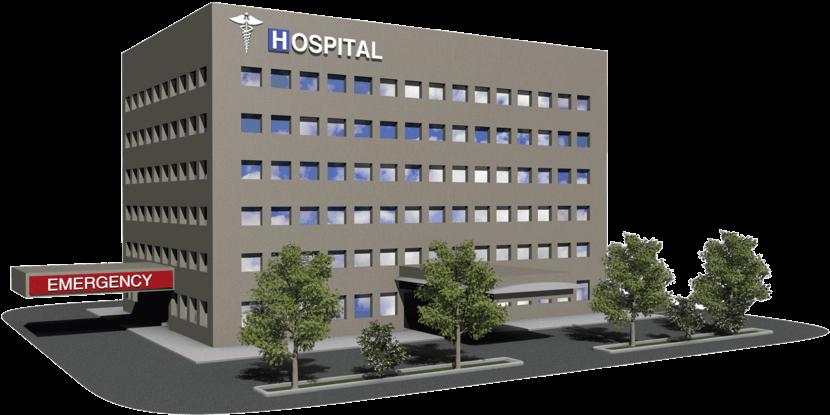 Hospitals - 1 Krocess